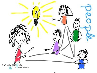conectar ideas es conectar personas