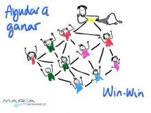 ayudar a ganar