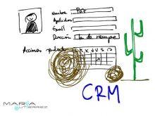 cómo ver la vida más allá de una lucha con el CRM y los comerciales