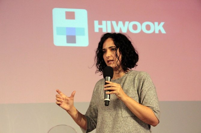 HIWOOK en Madrid Women Week